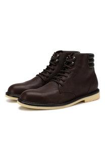 Кожаные ботинки Icer Walk Loro Piana