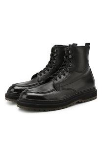 Кожаные ботинки H`D`S`N Baracco