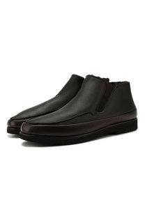 Кожаные ботинки Aldo Brue