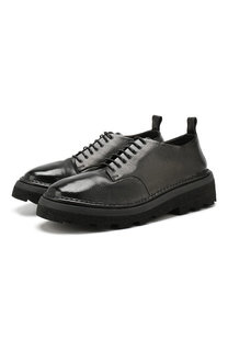 Кожаные ботинки Marsell