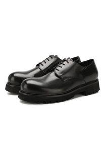 Кожаные ботинки Rocco P.