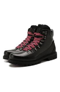 Кожаные ботинки Bogner