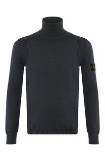Хлопковый свитер Stone Island