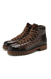 Кожаные ботинки Antonio Maurizi