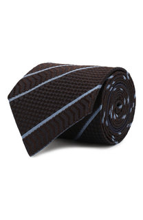 Шелковый галстук Zegna Couture
