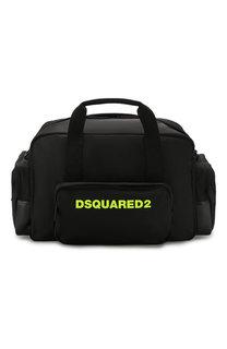 Текстильная дорожная сумка Dsquared2