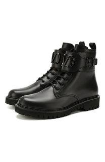Кожаные ботинки Valentino Garavani Valentino