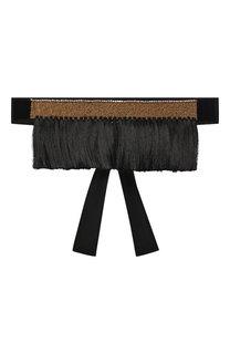 Текстильный пояс sara roka