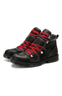 Кожаные ботинки Jimmy Choo