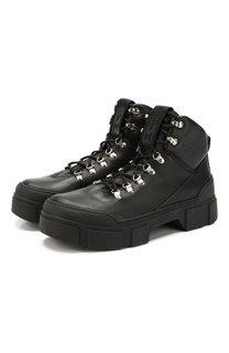 Кожаные ботинки Vic Matie