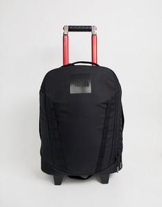 Черный чемодан The North Face Overhead 19
