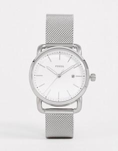 Женские часы с сетчатым ремешком Fossil ES4331