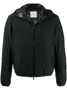 Moncler легкая куртка Duport с капюшоном