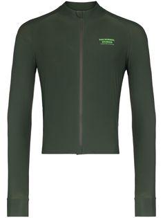 Pas Normal Studios велосипедная футболка Control с длинными рукавами