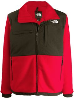 The North Face Teddy fleece zip-up sweater