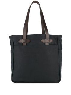 Filson широкая сумка-тоут