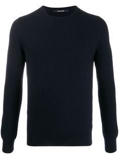 Tagliatore пуловер с круглым вырезом