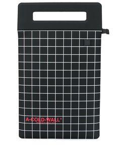 A-Cold-Wall* сумка-тоут с принтом