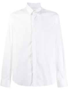 Low Brand рубашка с длинными рукавами