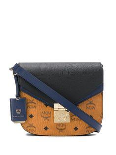 MCM маленькая сумка через плечо Patricia