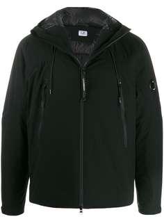 CP Company спортивная куртка с капюшоном