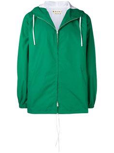 Marni куртка с капюшоном