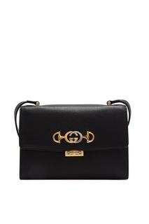 Черная сумка-кроссбоди Zumi Gucci
