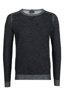 Темно-серый пуловер Strellson