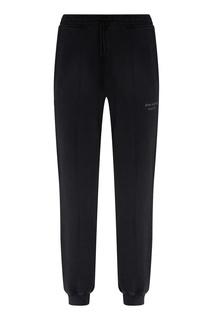 Черные спортивные брюки с кулиской Acne Studios