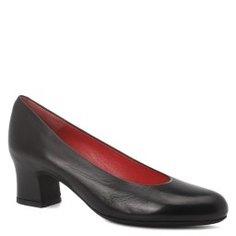 Туфли PAS DE ROUGE 2401 черный