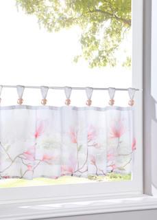Кухонная штора Цветочная Bonprix