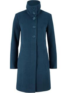 Короткое пальто на пуговицах Bonprix