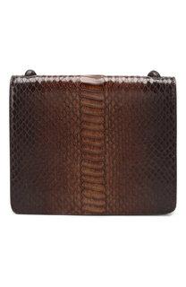 Кожаная сумка Dries Van Noten