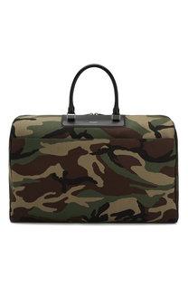 Текстильная дорожная сумка Saint Laurent