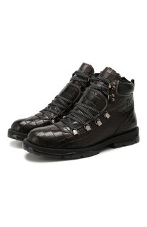Кожаные ботинки Barra Jimmy Choo