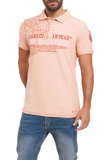 Polo t-shirt CANADIAN PEAK