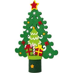 """Новогоднее украшение Fenix-present """"Елка с подарками"""" Феникс Презент"""