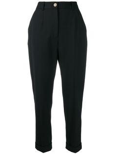Dolce & Gabbana укороченные брюки узкого кроя