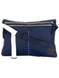 Porter джинсовая сумка на плечо