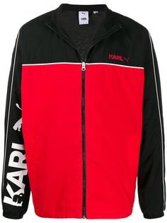Karl Lagerfeld спортивная куртка из коллаборации с Puma