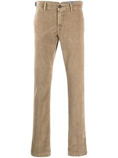 Jacob Cohen вельветовые брюки чинос Bobby Comfort