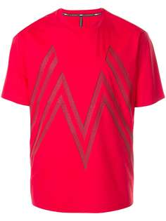 Blackbarrett футболка с принтом