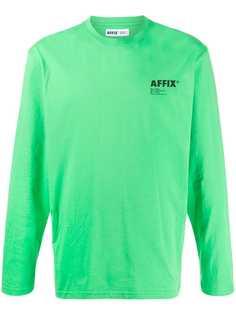 Affix футболка с длинными рукавами