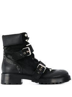Strategia ботинки на массивном каблуке