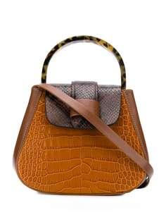 Nico Giani маленькая сумка-тоут Myria