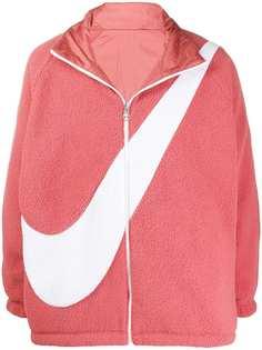 Nike двусторонняя спортивная куртка Swoosh