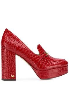 Sam Edelman туфли-лодочки с тиснением под кожу крокодила