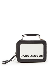 Черно-белая сумка The Box 20