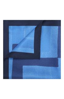 Шелковый платок Kiton