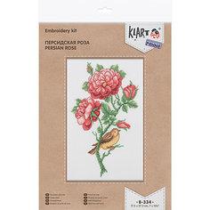 """Набор для вышивания Klart """"Персидская роза"""""""